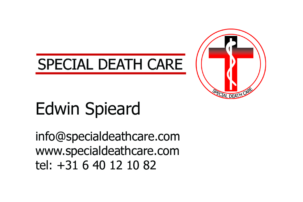 Contact gegevens Special Death Care